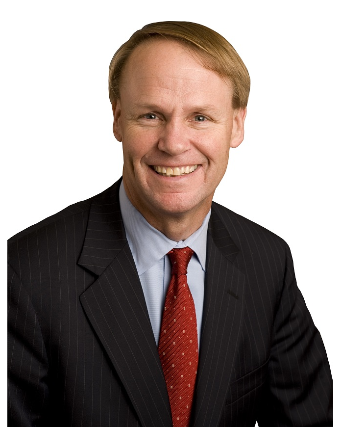 William F. 'Ted' Truscott, Chief Executive Officer, Columbia Threadneedle